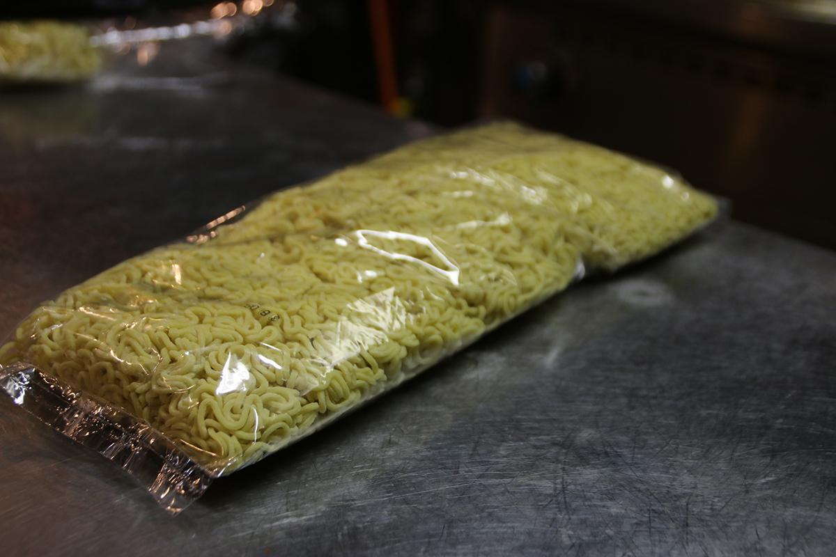 旭川ラーメンくさび 須藤製麺